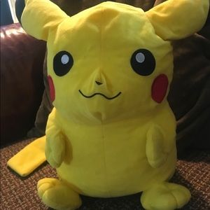 """Original Pokémon Pikachu ex-large 16"""" x 8"""""""